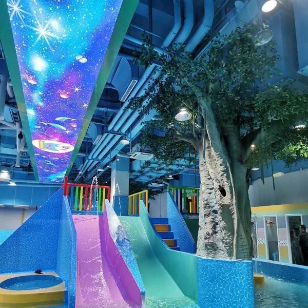 安化室內水上游樂園品牌加盟