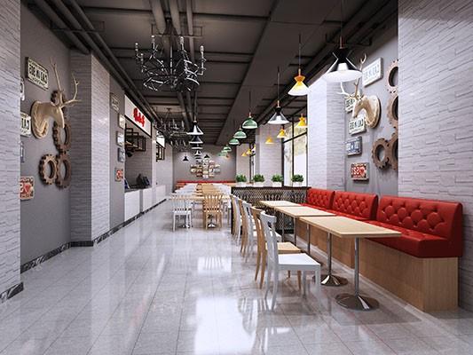 平顶山新华区中餐厅装修设计口碑好上木颐扬装饰