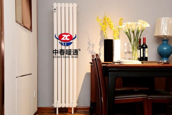 平定QF9B19钢制圆管三柱散热器专业花费