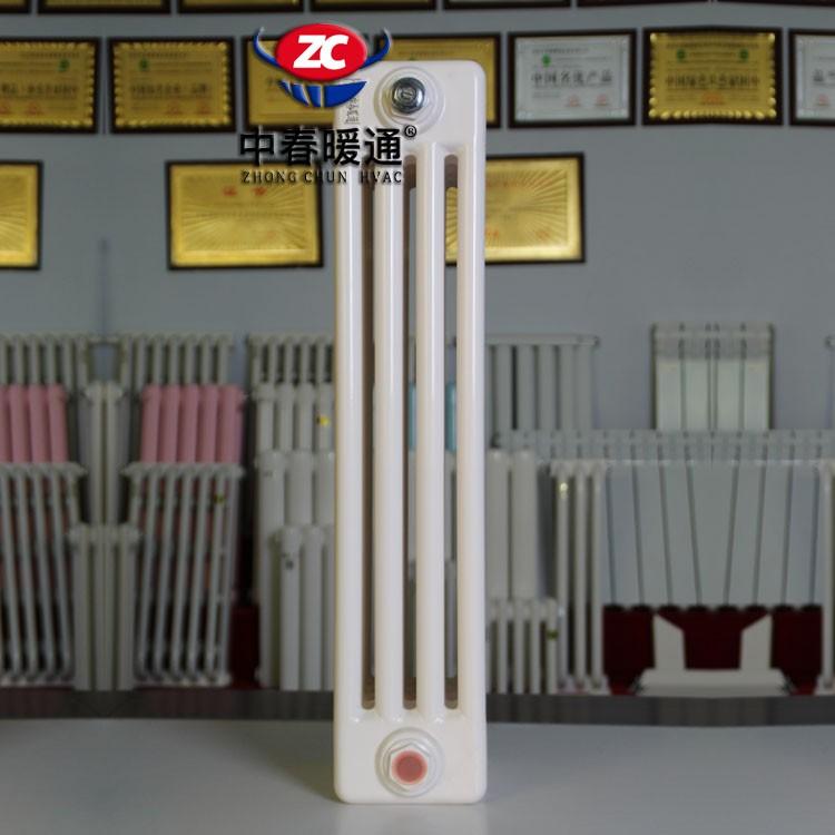 北流钢制柱形五柱暖气片单价
