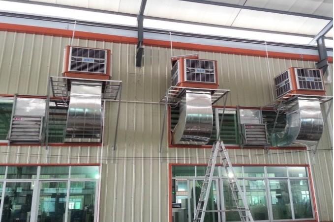 上海水空调安装报价获得客户好评!
